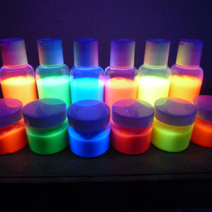 BLACKLIGHT BODY PAINT 2oz - RAVE NEON UV PARTY